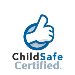 Certified to be Child Safe